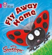 Fly Away Home - фото обкладинки книги