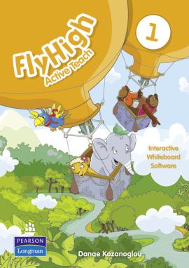 Fly High Level 1 Active Teach CD (інтерактивний курс) - фото книги