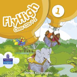 Fly High Level 1 Class CDs (2) (аудіодиск) - фото книги
