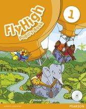 Fly High Level 1 Student's Book with Audio CD (підручник) - фото обкладинки книги