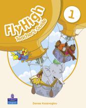 Fly High Level 1 Teacher's Book (книга вчителя) - фото обкладинки книги