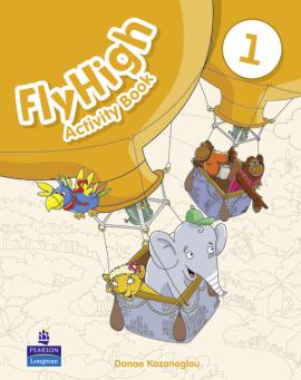 Fly High Level 1 Workbook (робочий зошит) - фото книги