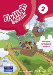 Fly High Level 2 Active Teach (інтерактивний курс) - фото обкладинки книги