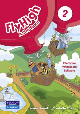 Fly High Level 2 Active Teach (інтерактивний курс) - фото книги