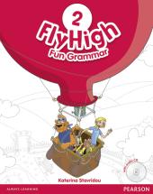 Fly High Level 2 Fun Grammar Student's Book with Audio CD (підручник з граматики) - фото обкладинки книги