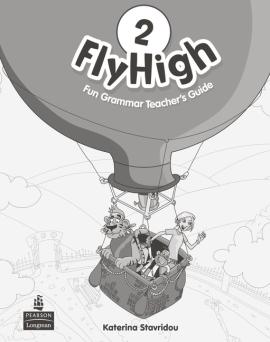 Fly High Level 2 Fun Grammar Teacher's Book with Answer Key (книга вчителя) - фото книги