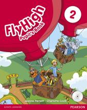Fly High Level 2 Student's Book with Audio CD (підручник) - фото обкладинки книги