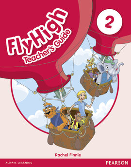 Fly High Level 2 Teacher's Book (книга вчителя) - фото книги
