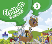 Fly High Level 3 Class CDs (3) (аудіодиск) - фото обкладинки книги