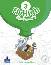 Fly High Level 3 Fun Grammar Student's Book with Audio CD (підручник з граматики) - фото обкладинки книги
