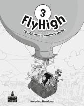 Fly High Level 3 Fun Grammar Teacher's Guide with Answer Key (книга вчителя) - фото обкладинки книги