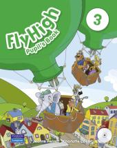Fly High Level 3 Student's Book with Audio CD (підручник) - фото обкладинки книги