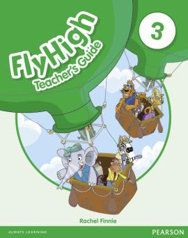 Fly High Level 3 Teacher's Book (книга вчителя) - фото книги