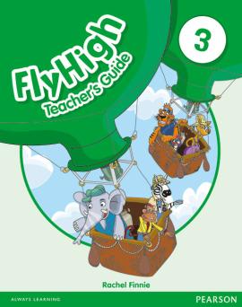 Fly High Level 3 Teacher's Guide Ukrainian Edition (книга вчителя) - фото книги