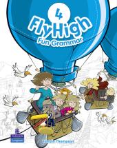Fly High Level 4 Fun Grammar Student's Book (підручник з граматики) - фото обкладинки книги