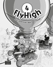 Fly High Level 4 Fun Grammar Teacher's Book with Answer Key (книга вчителя) - фото обкладинки книги