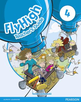 Fly High Level 4 Teacher's Book (книга вчителя) - фото книги