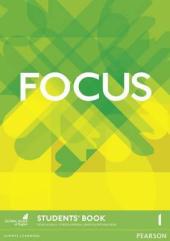 Focus 1 Student Book (підручник) - фото обкладинки книги
