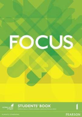 Focus 1 Student Book (підручник) - фото книги