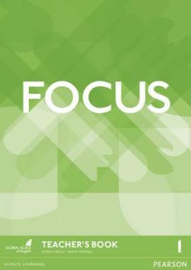 Focus 1 Teacher's Book + DVD (книга вчителя) - фото книги