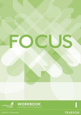 Робочий зошит Focus 1 Workbook
