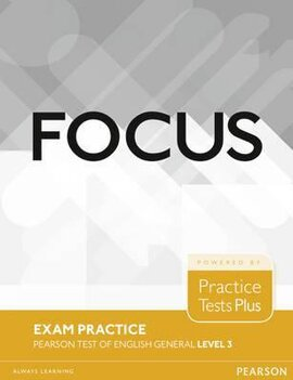 Focus 2 Exam Practice: Pearson Tests of English General (тестовий зошит) - фото книги
