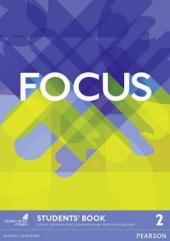 Focus 2 Student Book (підручник) - фото обкладинки книги
