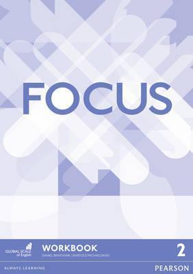 Робочий зошит Focus 2 Workbook