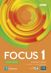 Focus 2nd Ed 1 Student's Book with Active Book - фото обкладинки книги