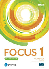 Focus 2nd Edition 1 Workbook - фото обкладинки книги