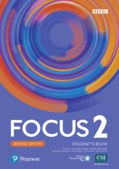 Focus 2nd Edition 2 Student's Book - фото обкладинки книги
