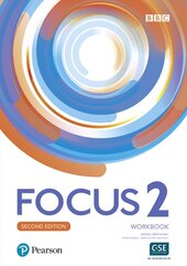Focus 2nd Edition 2 Workbook - фото обкладинки книги