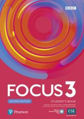 Focus 2nd Edition 3 Student's Book - фото обкладинки книги