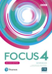 Focus 2nd Edition 4 Workbook - фото обкладинки книги