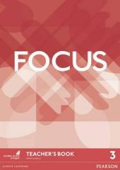 Focus 3 Teacher's Book + DVD (книга вчителя) - фото обкладинки книги