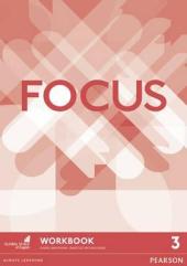 Focus 3 Workbook - фото обкладинки книги