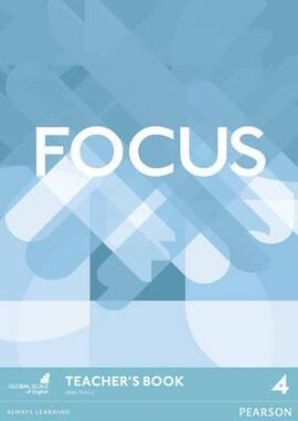 Focus 4 Teacher's Book + DVD (книга вчителя) - фото книги