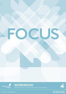 Робочий зошит Focus 4 Workbook