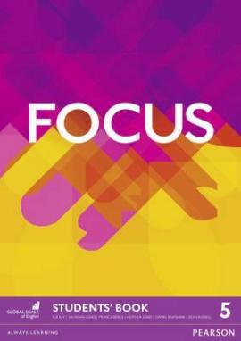 Focus 5 Student Book (підручник) - фото книги