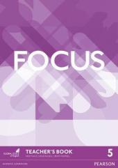 Focus 5 Teacher's Book + DVD (книга вчителя) - фото обкладинки книги