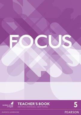 Focus 5 Teacher's Book + DVD (книга вчителя) - фото книги