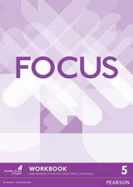 Focus 5 Workbook - фото книги