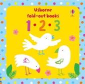 Fold-Out Books. 123 - фото обкладинки книги