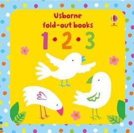 Fold-Out Books. 123 - фото книги