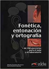 Fonetica, entonacion y ortografia. Libro - фото обкладинки книги