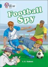 Football Spy - фото обкладинки книги