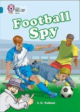 Football Spy - фото книги