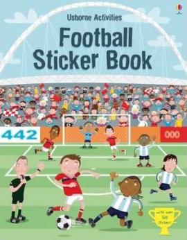 Football. Sticker Book - фото книги