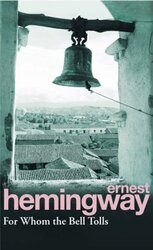 For Whom The Bell Tolls - фото обкладинки книги