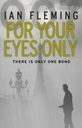 For Your Eyes Only - фото обкладинки книги